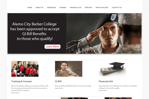 Alamo City Barber College